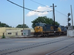 CSX 5264 & 7710